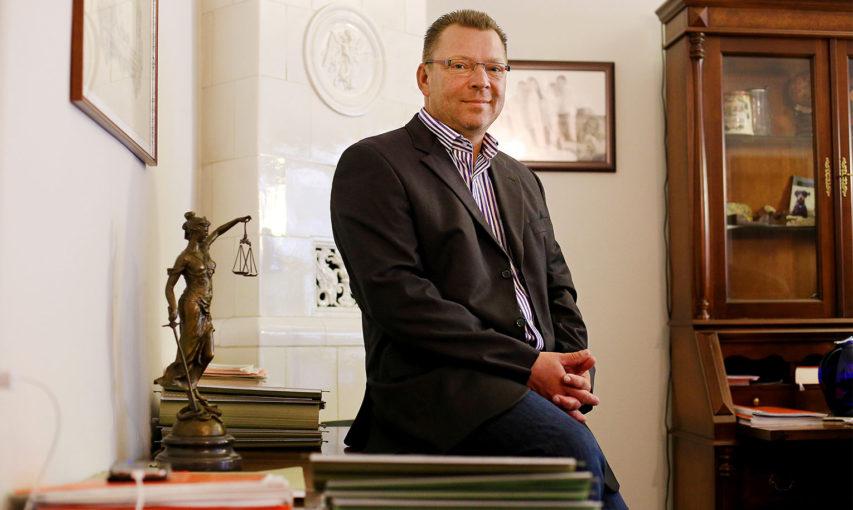Rechtsanwalt Olaf Stallmach und Fachanwalt für Bau- und Architektenrecht - Gründer und Inhaber