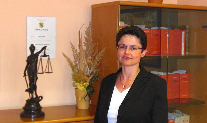Rechtsanwältin Sabine Renner - Fachanwältin für Familienrecht