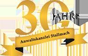 Rechtsanwalt Olaf Stallmach – 30 Jahre